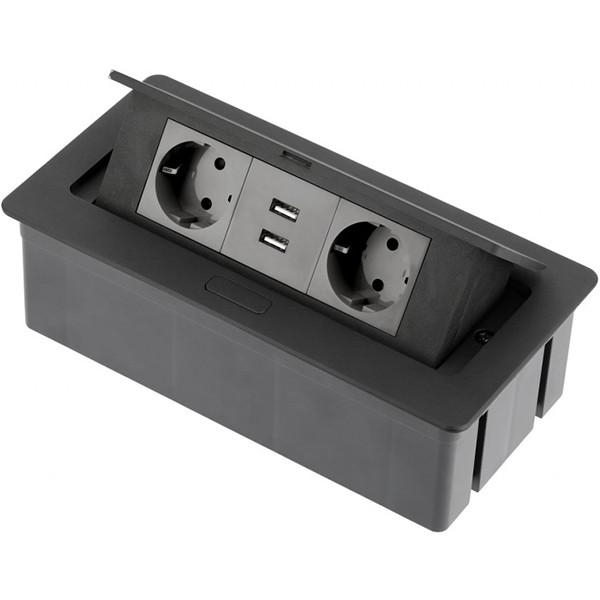 Блок розеток SOFT с USB